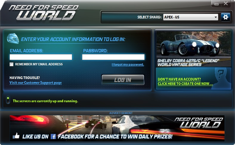 nfs world download free pc
