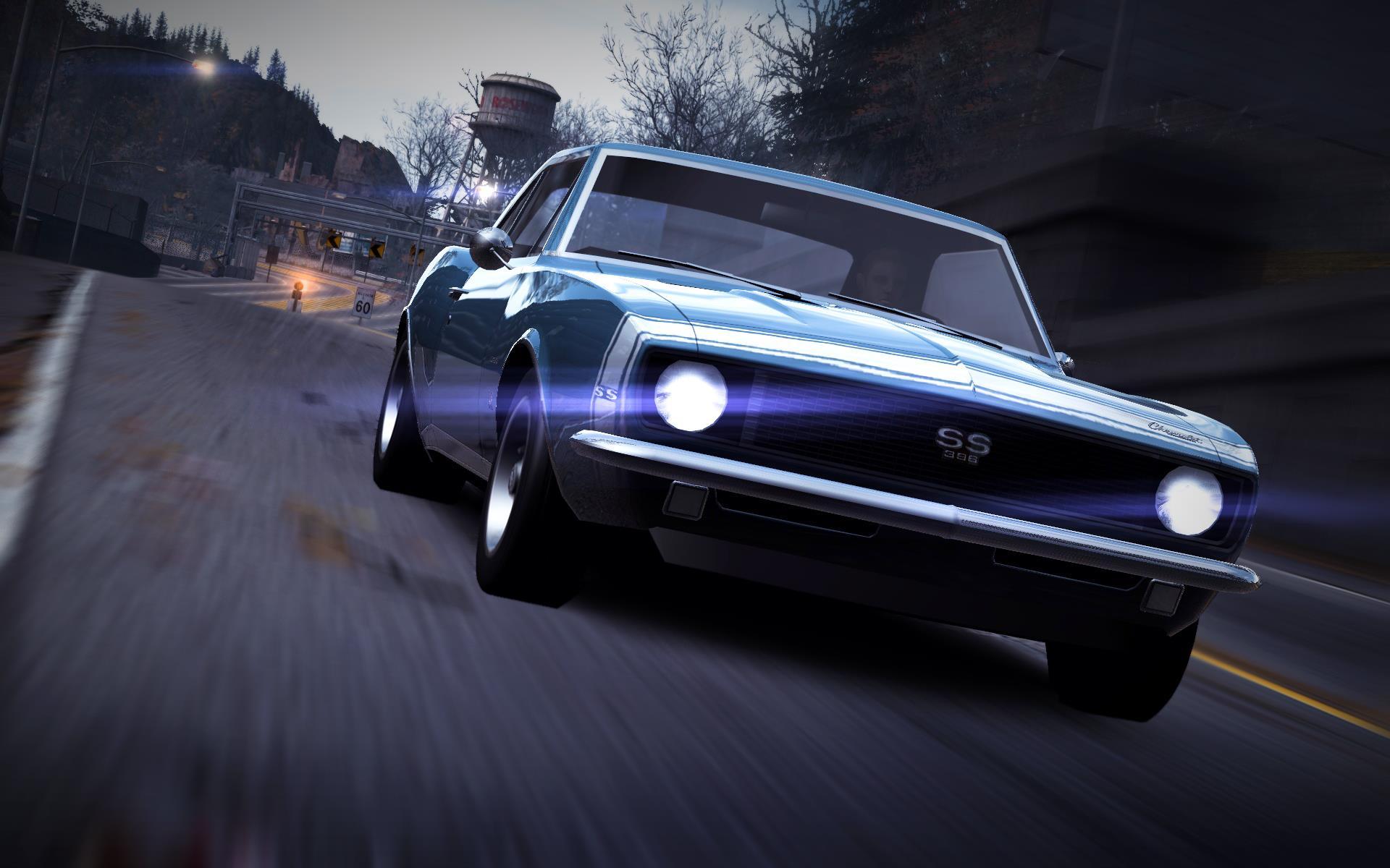 Image Carrelease Chevrolet Camaro Ss Blue Jpg Nfs World Wiki
