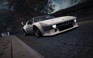 CarRelease BMW M1 Procar White 5