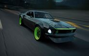CarRelease Ford Mustang RTR-X Team Need for Speed 2