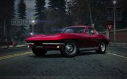 CarRelease Chevrolet Corvette Stingray Red 4