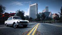 CarRelease Ford Lotus Cortina White 2