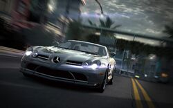 CarRelease Mercedes-Benz SLR McLaren 722 Edition Grey