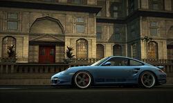 CarRelease Porsche 911 Turbo Glacier