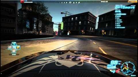 """NFS World - Sprint """"Spade Street"""" - Single Player - 83"""
