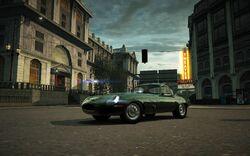 CarRelease Jaguar E-Type Lightweight Green 2