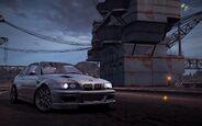 CarRelease BMW M3 GTR E46 Street Silver 3