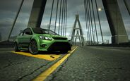 CarRelease Ford Focus RS Green 2