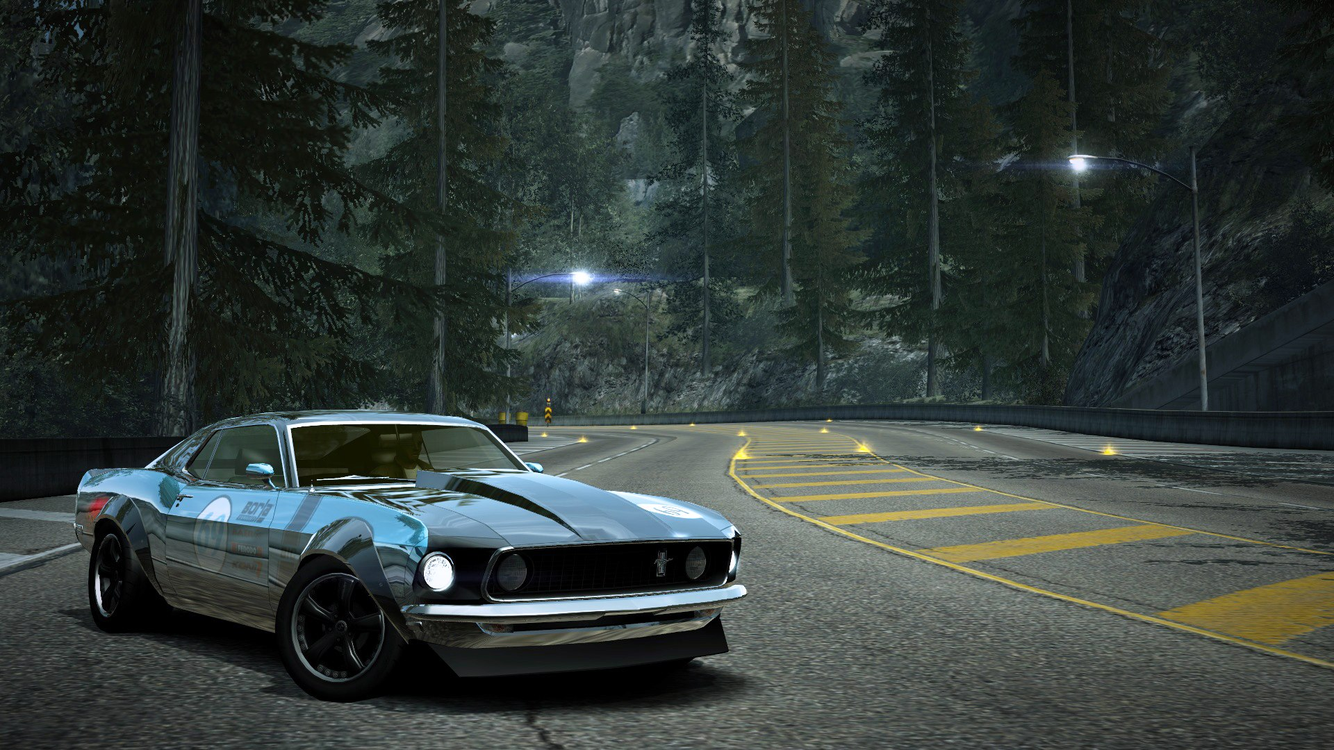 Image Carrelease Ford Mustang Boss 302 1969 B Spec Nfs 2014 302s