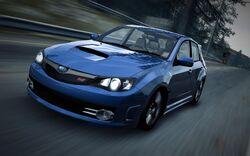 CarRelease Subaru Impreza WRX STI Hatchback Blue
