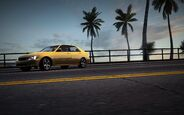 CarRelease Lexus IS 300 Yellow 4