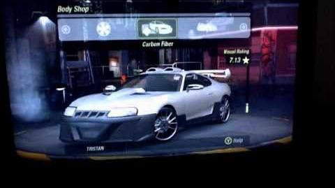 """Need for Speed Most Wanted vs. Need for Speed Underground vs Need for Speed Underground 2 Tuning"""