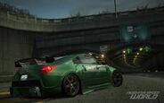 CarRelease Nissan 350Z Z33 Underground 2 2