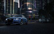 CarRelease Audi RS 4 Blue 3