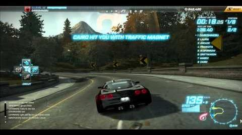 """NFS World - Circuit """"College Mall"""" - Single Player - 21"""