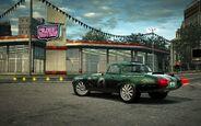 CarRelease Jaguar E-Type Lightweight Icon 4
