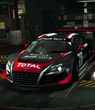 AMSection Audi R8 LMS Ultra W-Racing Team