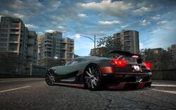 CarRelease Koenigsegg CCXR Edition Black