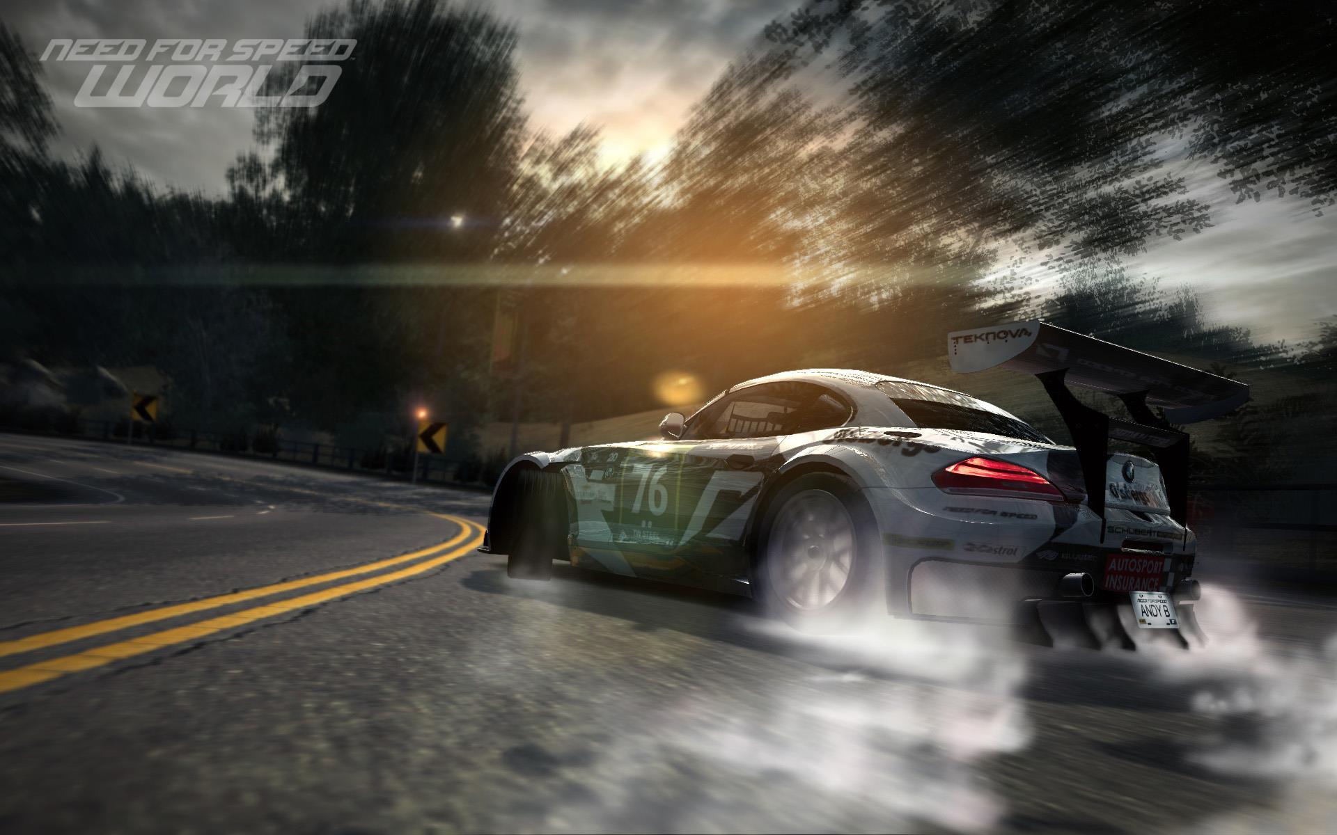 BMW Z4 GT3 | NFS World Wiki | FANDOM powered by Wikia