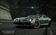 CarRelease Mercedes-Benz SLR McLaren 722 Edition Grey 2