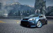 CarRelease Ford Focus RS Pro-FWD