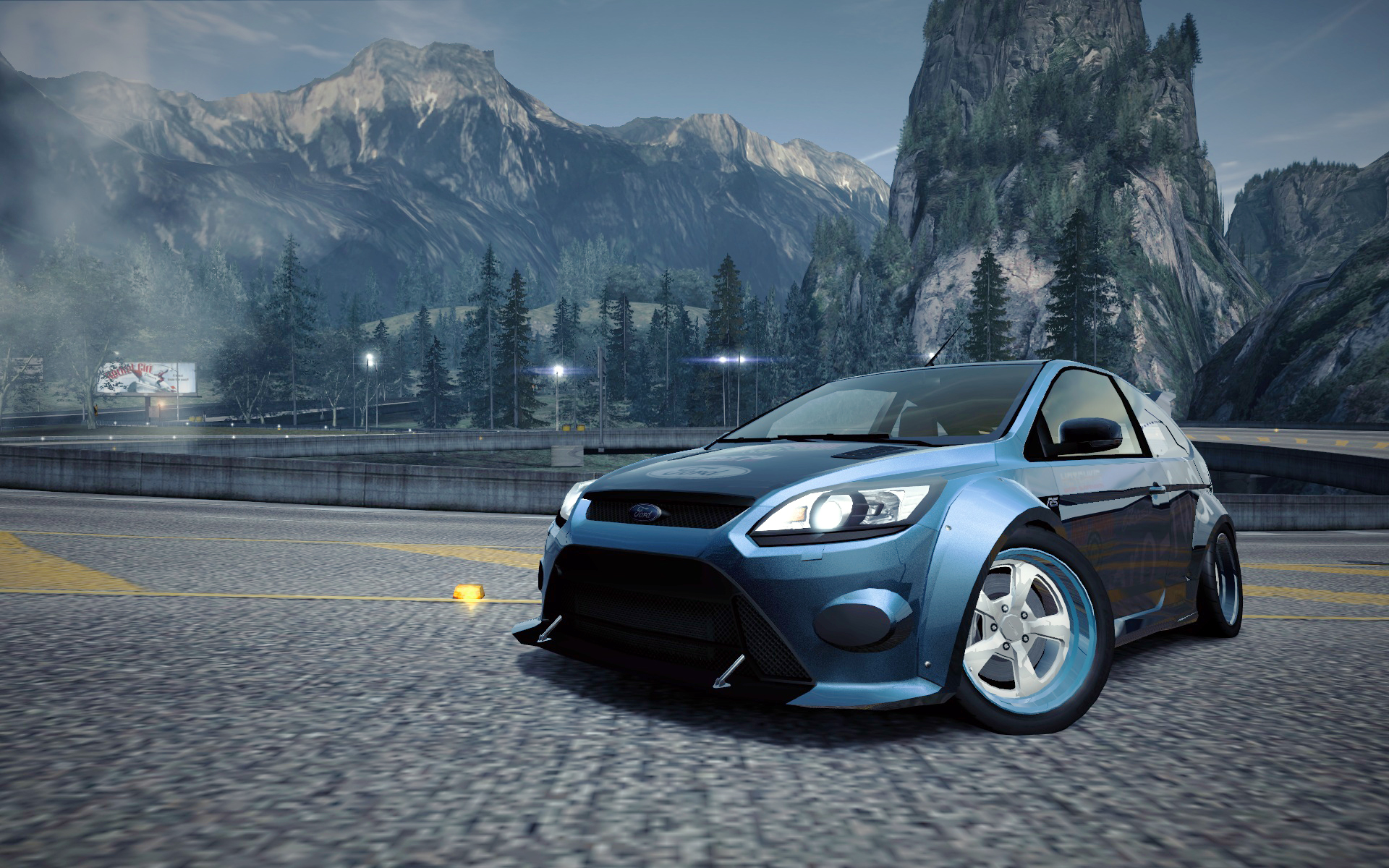 Ford Focus Rs Tuning Parts