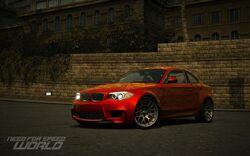 CarRelease BMW 1-Series M Coupe Orange