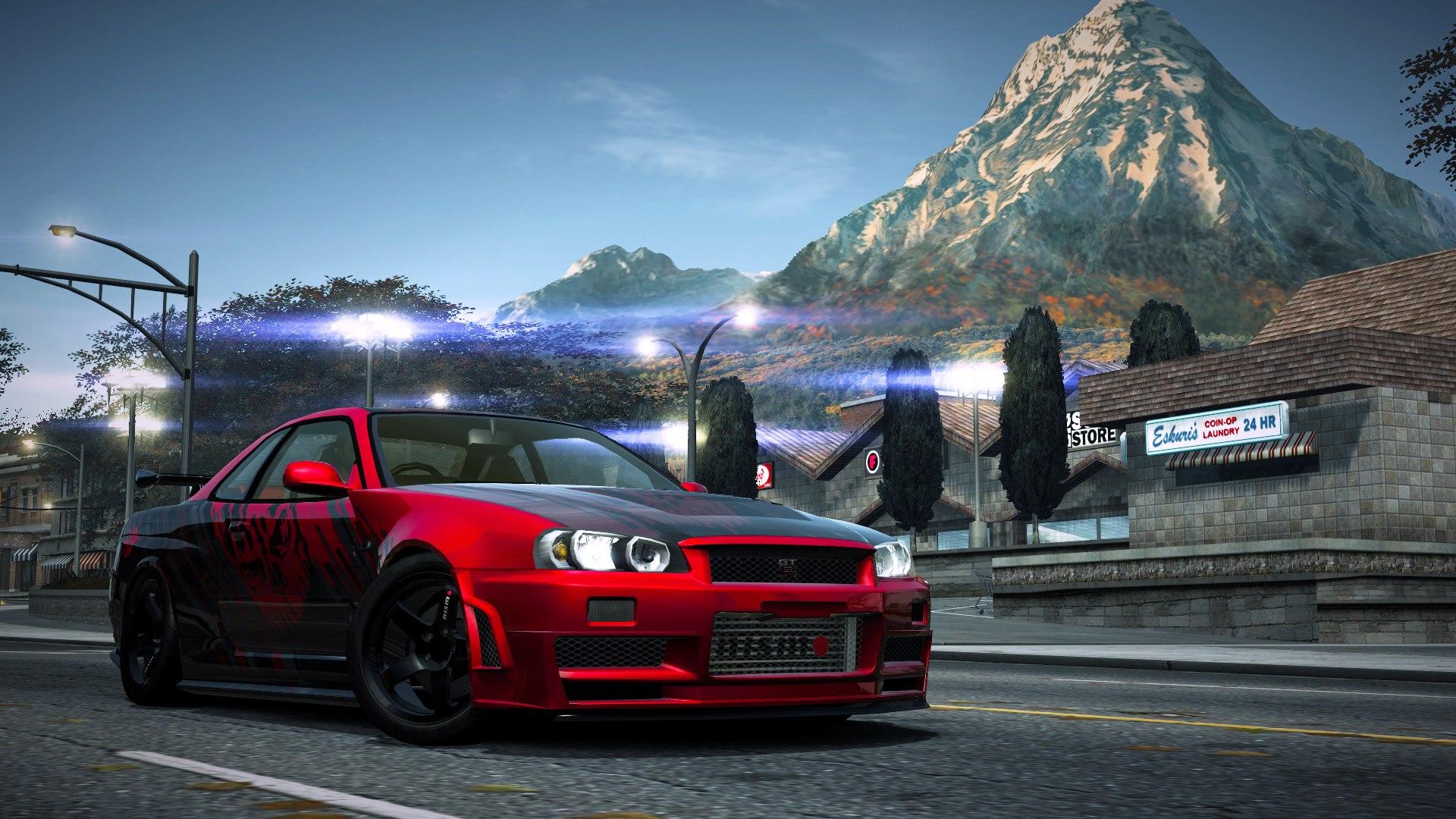 CarRelease Nissan Skyline GT R R34 NISMO Z Tune Red Juggernaut