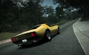 CarRelease Lamborghini Miura SV Yellow 4