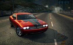 CarRelease Dodge Challenger Concept Orange