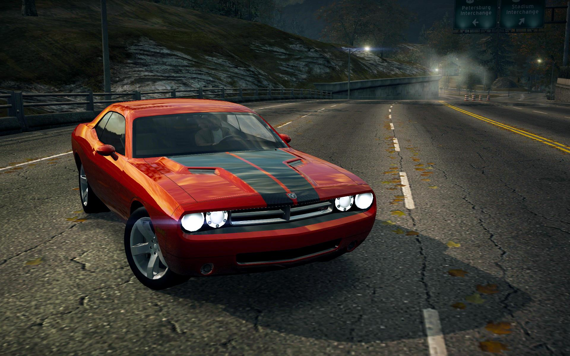 Dodge Challenger Concept NFS World Wiki