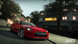 CarRelease Nissan GT-R R35 Red
