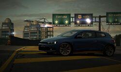 CarRelease Volkswagen Scirocco Blue
