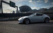 CarRelease Nissan 370Z Z34 White 3