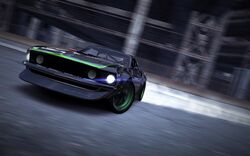 CarRelease Ford Mustang RTR-X Team Need for Speed