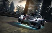 CarRelease Porsche 911 Carrera S Snowflake 3