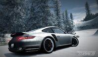 CarRelease Porsche 911 Turbo Snowflake 2