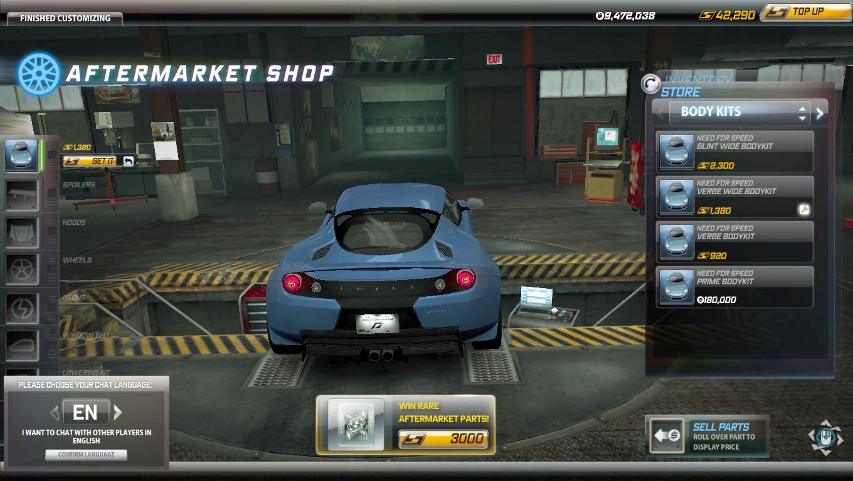 Bodykit Lotus Evora Verge Wide R Jpg