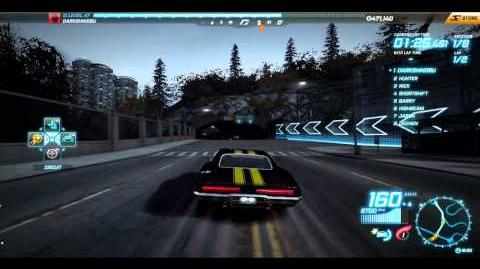 """NFS World - Circuit """"Oil Refinery"""" - Single Player - 32"""