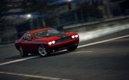 CarRelease Dodge Challenger Concept Orange 2
