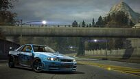 CarRelease Nissan Skyline GT-R R34 NISMO Z-Tune Blue Juggernaut 3