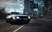CarRelease Ford Crown Victoria Grey 4