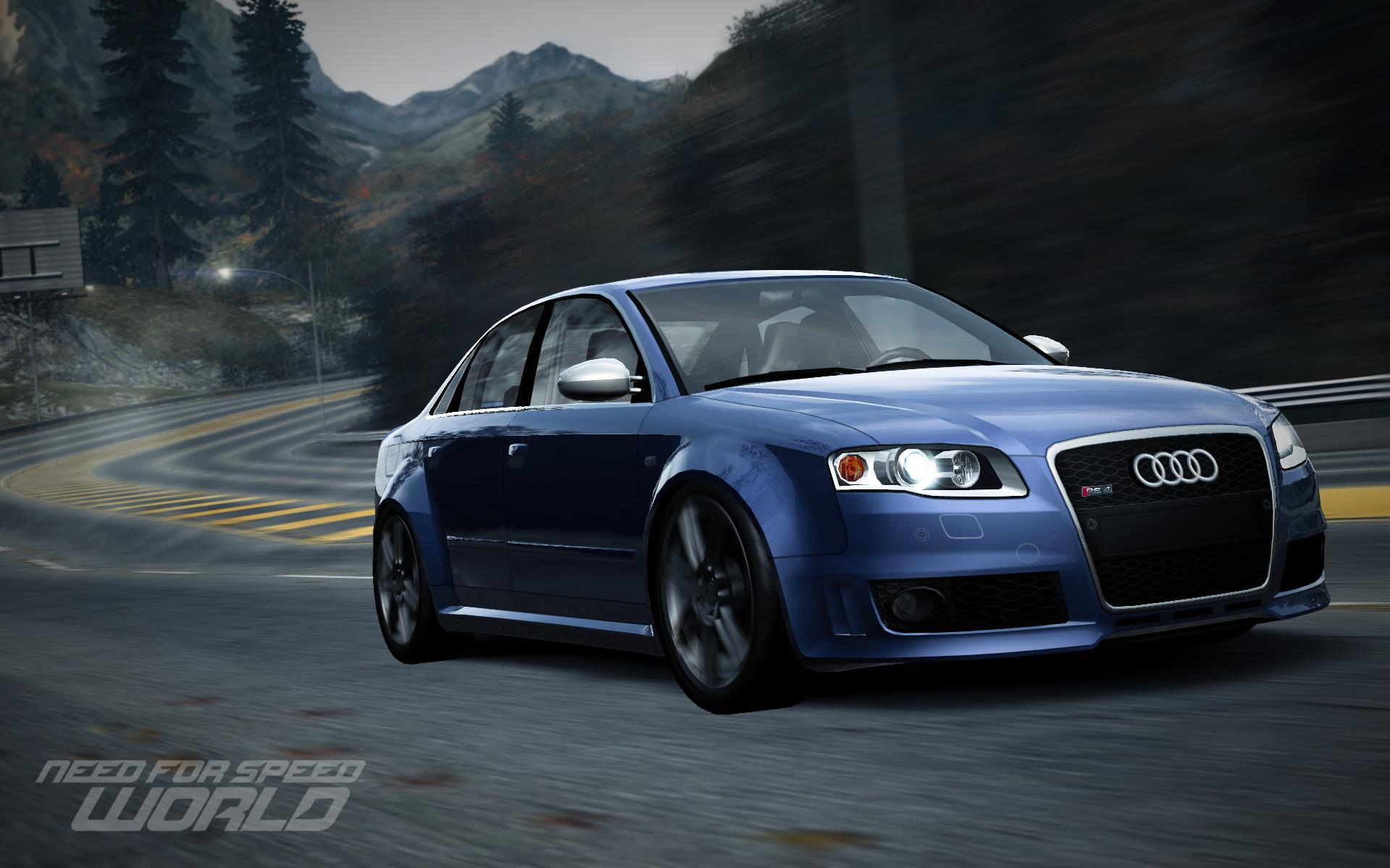 Audi RS 4 | NFS World Wiki | FANDOM powered by Wikia