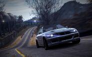 CarRelease BMW M3 GTR E46 Street Silver 4