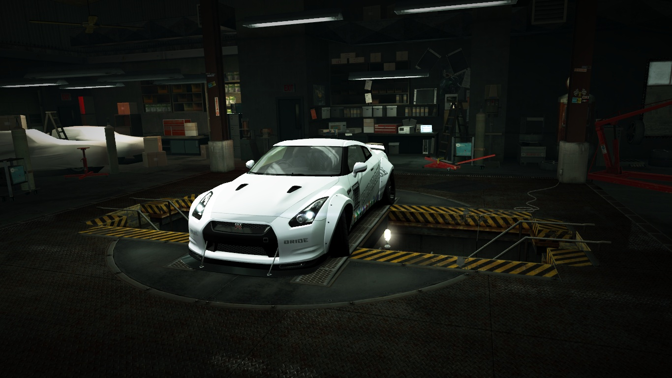 image garage nissan gt r specv r35 nfs