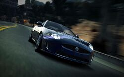 CarRelease Jaguar XKR Blue