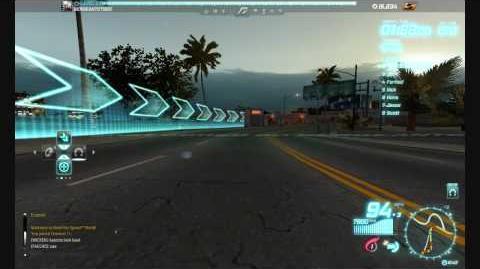 NFS World - Eagle Drive Sprint