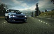 CarRelease Subaru Impreza WRX STI Hatchback Blue 2