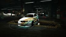 Garage BMW 135i Coupe Flexor