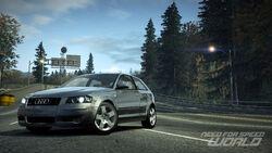 CarRelease Audi A3 3.2 quattro Grey